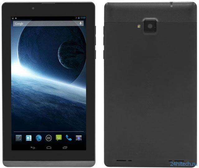 Новый стильный планшет от Wexler — WEXLER.TAB 7iQ