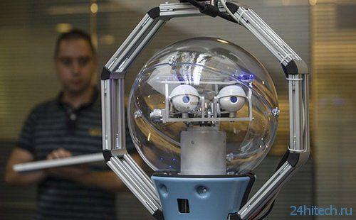 О роботах. Один полный абзац каждому