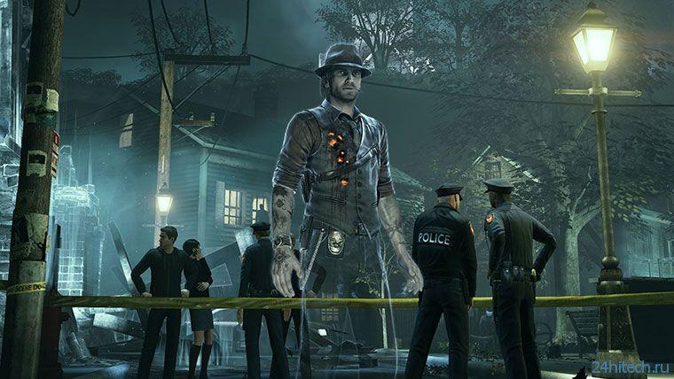Обзор игры Murdered: Soul Suspect – духовный наследник фильма «Привидение»