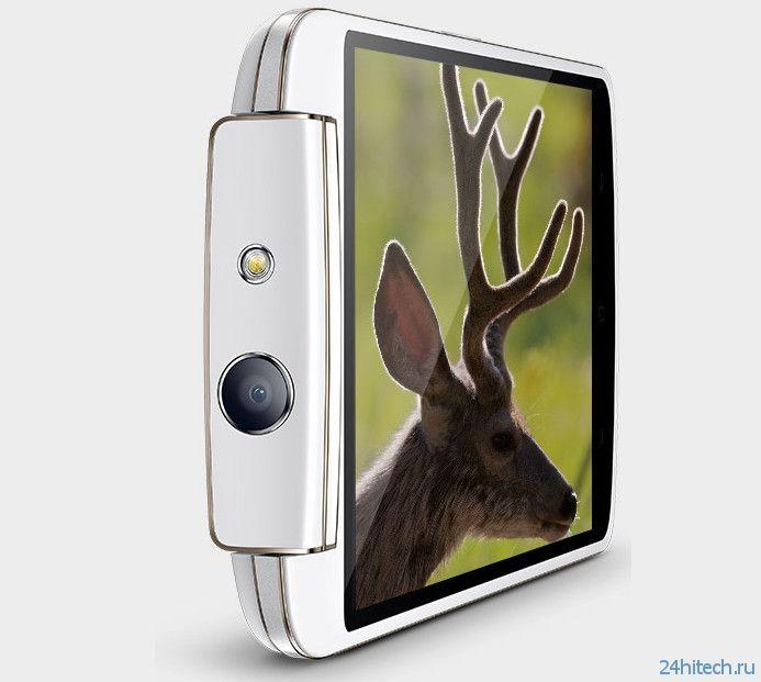 Oppo официально представила смартфон N1 mini