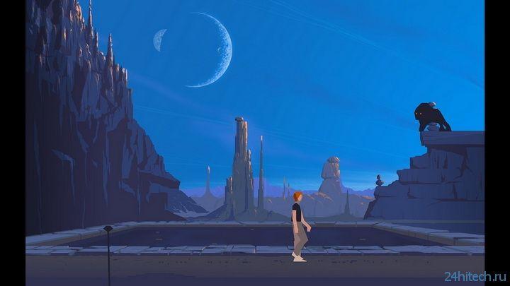 Платформер Another World выйдет на PS4