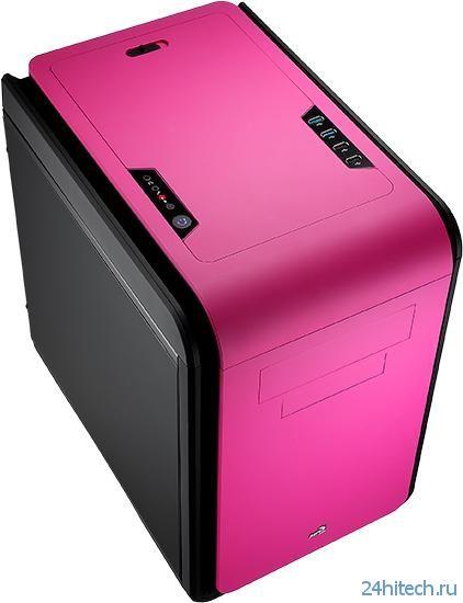 Пополнение в серии корпусов Aerocool DS Cube
