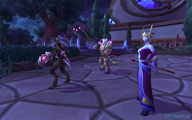 Представлена новая игровая зона дополнения World of Warcraft: Warlords of Draenor