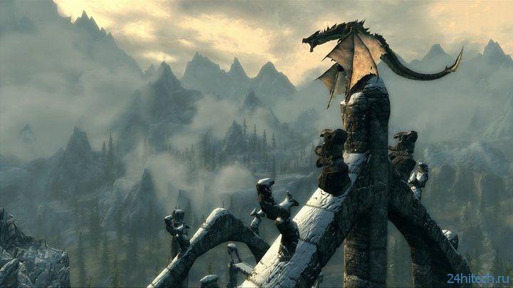 Project Flare может строить миры в 17 раз больше Skyrim