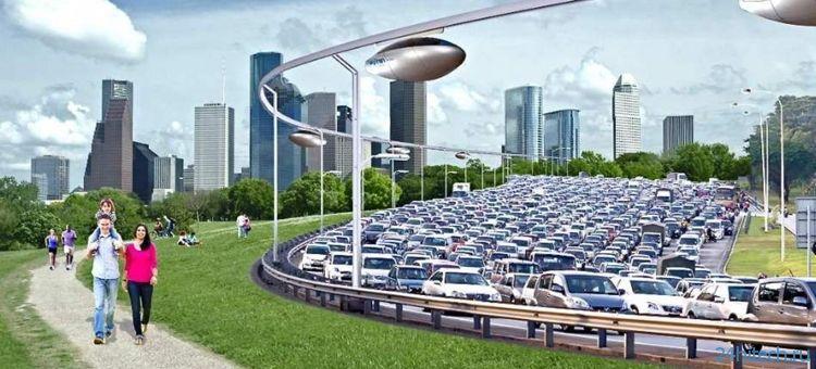 Система левитирующего транспорта skyTran становится ближе к реальности