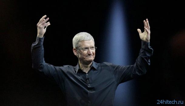 Тим Кук: Отказ пользователей от Android может свидетельствовать о дальнейшем росте iPhone