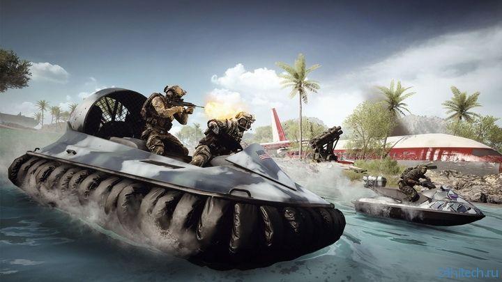 В Battlefield 4: Dragon's Teeth войдёт новый режим, 4 карты и другой контент