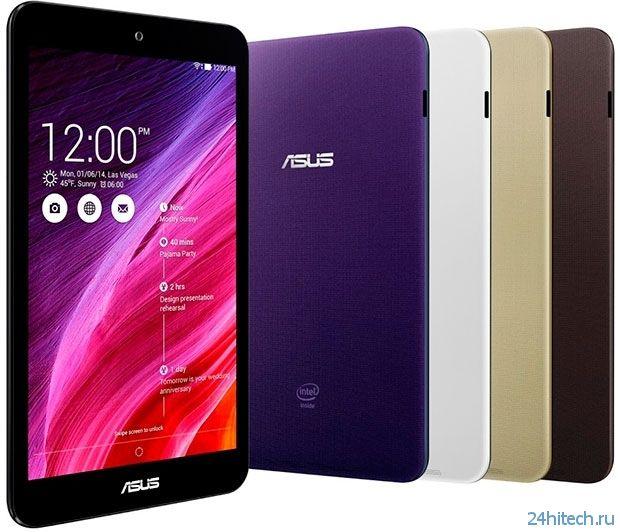 В Сети засветился 8,9-дюймовый планшет ASUS K014 с экраном Full HD и чипом Bay Trail