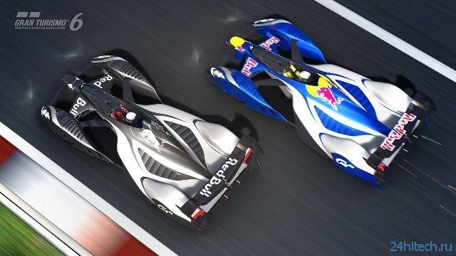 Вышло крупное обновление Gran Turismo 6