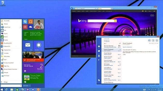 Windows 9 может стать бесплатной для покупателей ПК на базе Windows 8.1 Update 2