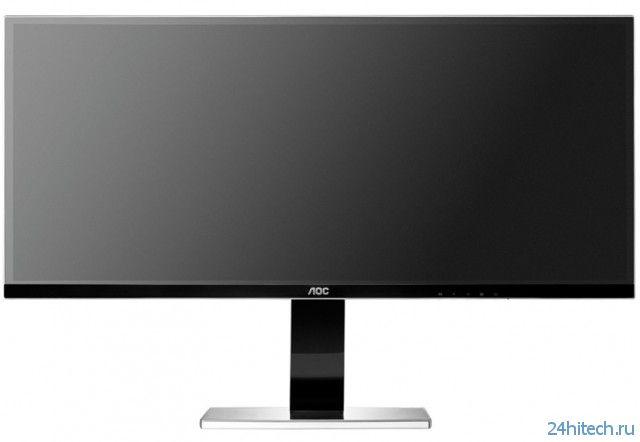 AOC u3477Pqu – 34-дюймовый WQHD-монитор для работы и развлечений