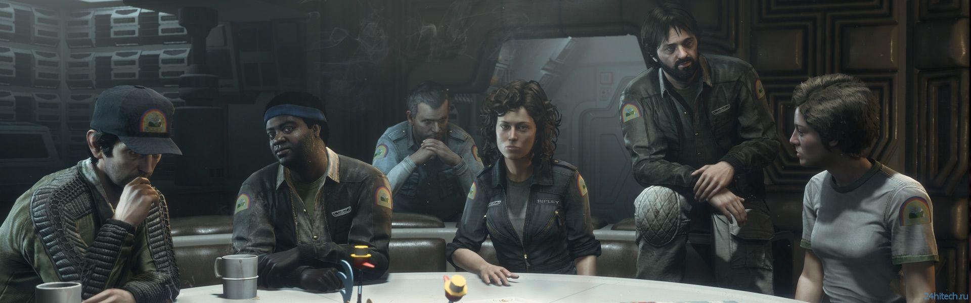 Актёры из классического фильма «Чужие» появятся в Alien: Isolation