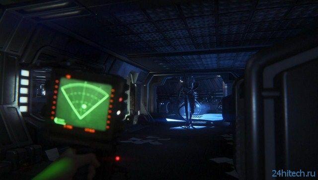 Alien: Isolation можно будет пройти без единого убийства