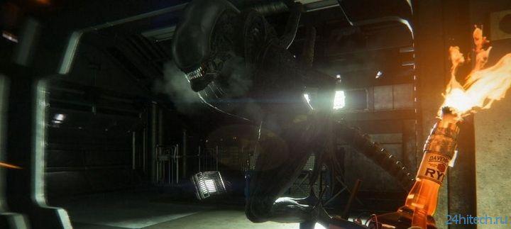 Alien: Isolation не будут адаптировать для Oculus Rift