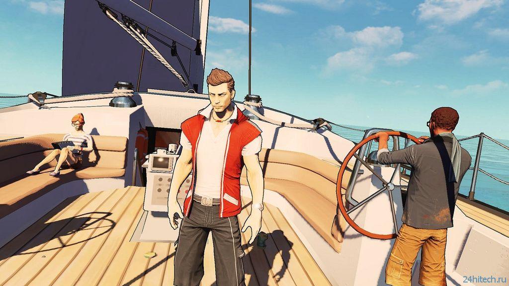 Анонсирован Escape Dead Island — сюжетный экшен без кооператива