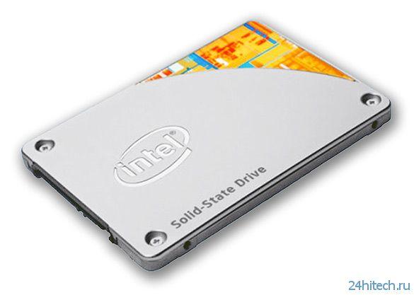 Анонсирована серия твердотельных накопителей Intel SSD Pro 2500