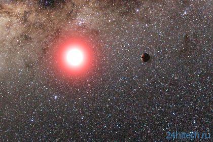 Астрономы открыли экзопланету в двойной звезде