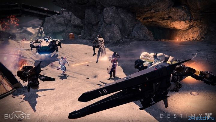 Бета-тестирование Destiny открыли всем желающим