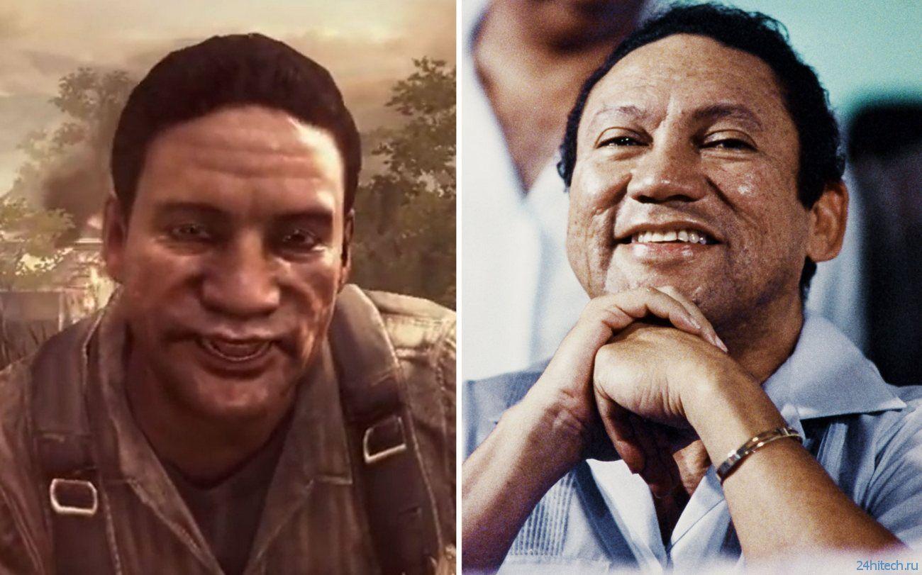 Бывший диктатор Панамы Мануэль Норьега подал в суд на создателей игры Call of Duty: Black Ops 2