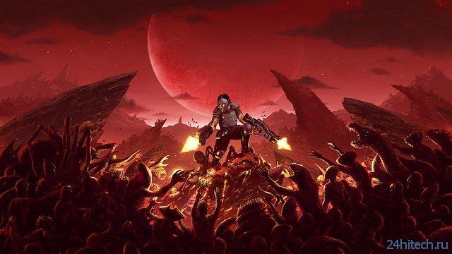 Crimsonland выйдет на PlayStation 4 в середине июля