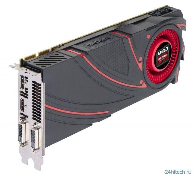 Графический процессор AMD Tonga появится в августе
