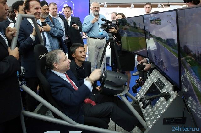 Gran Turismo 6 станет первой в истории видеоигрой, получившей лицензию FIA