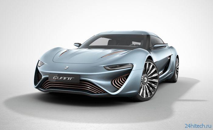 Инновационный электромобиль Quant e-Sportlimousine одобрен для эксплуатации в Европе