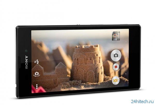 Известна стоимость тонкого смартфона Sony Xperia T3 в России