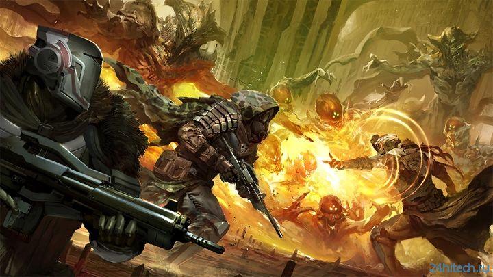 К бета-тестированию Destiny подключились владельцы Xbox One