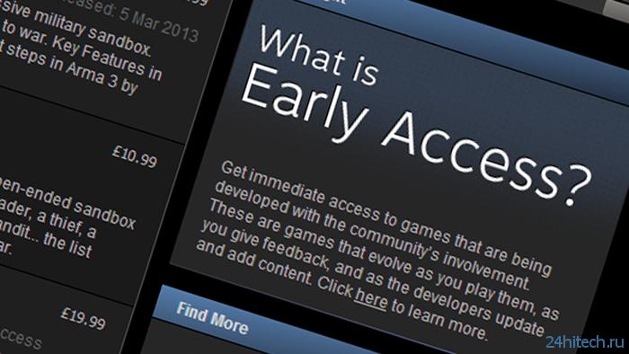 Консоли PlayStation могут получить «ранний доступ» к играм