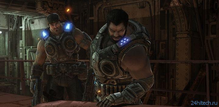 Коул вернётся в новой Gears of War