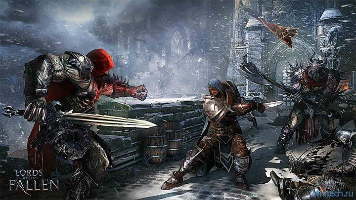 Lords of the Fallen выйдет в конце октября