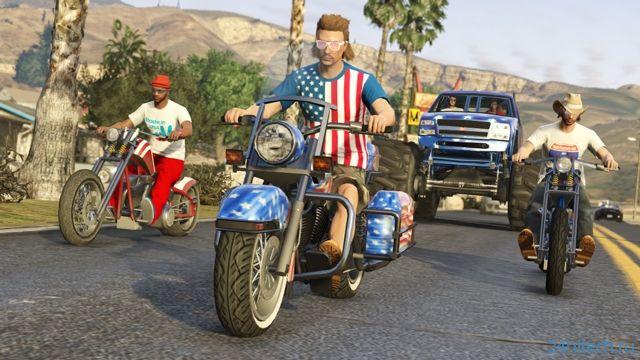 Новое DLC к GTA Online приурочено ко Дню независимости США