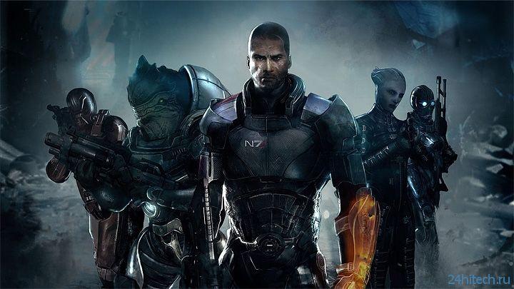 Новые подробности Mass Effect 4 будут озвучены на Comic-Con 2014