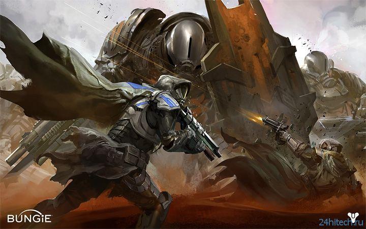 Новые подробности бета-версии Destiny