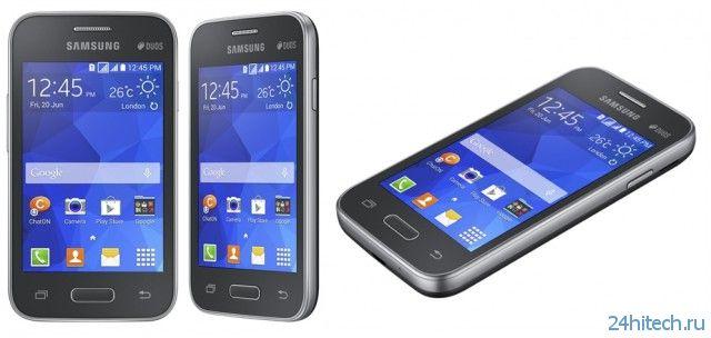 Новые смартфоны Samsung Galaxy Core II, Samsung Galaxy Ace 4 и Samsung Galaxy Star 2 по доступной стоимости