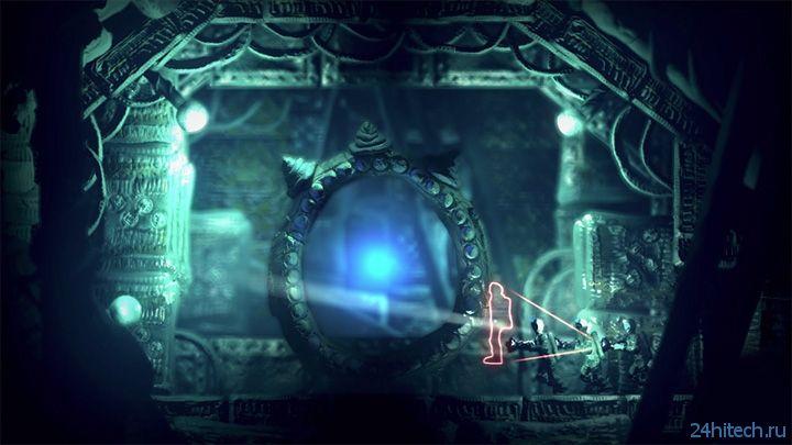 Платформер The Swapper выйдет на Wii U