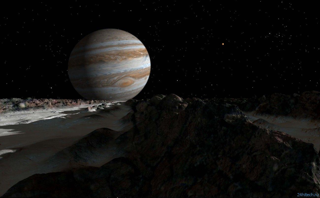 Робот VALKYRIE показал, как он будет бурить ледяной спутник Юпитера