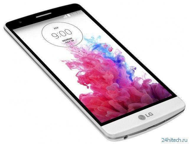 Смартфон LG G3 s теперь доступен и в Украине