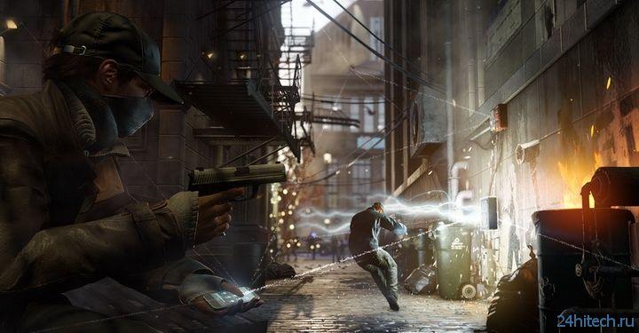 Свежее DLC привнесло в Watch Dogs новые однопользовательские задания