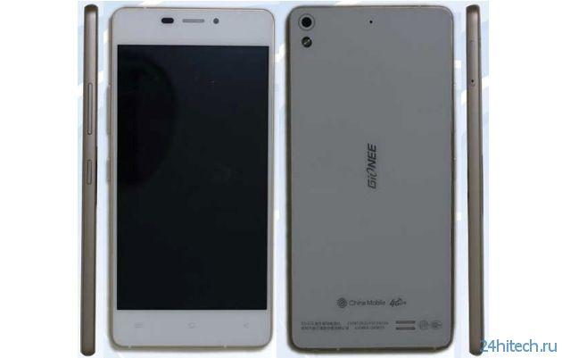 Сверхтонкий смартфон Gionee GN9005