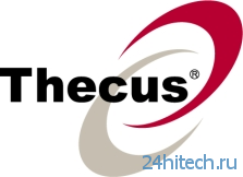 Thecus представляет обновление ОС для всей линейки устройств NAS