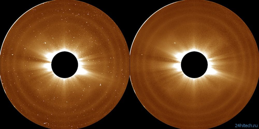 Ученые изучают магнитозвуковые волны Солнца