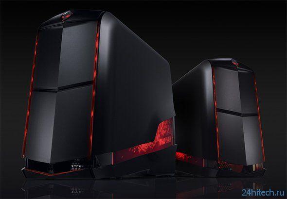В качестве графической подсистемы Dell Alienware Aurora выбрана NVIDIA GeForce GTX TITAN Z