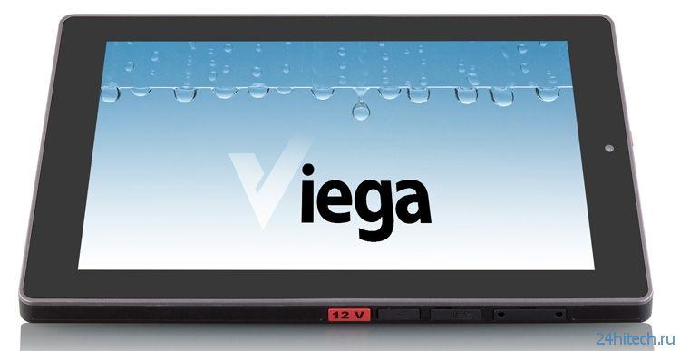 VIA представила «внедорожный» Android-планшет Viega
