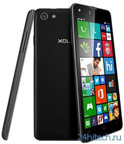 Xolo Win Q900s, самый легкий смартфон под управлением Windows Phone 8.1, представлен официально