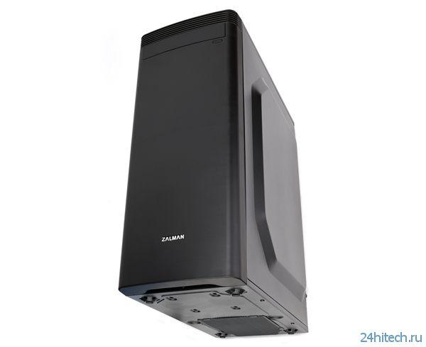 ZALMAN T5 - элегантный Mini-ITX-корпус с поддержкой 300-мм видеокарт