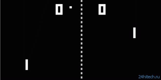 #факты  Первая успешная коммерческая видеоигра изначально таковой не являлась