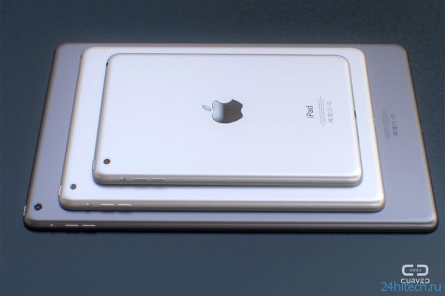 iPad Mini 3 будет на 30 % тоньше предшественника?