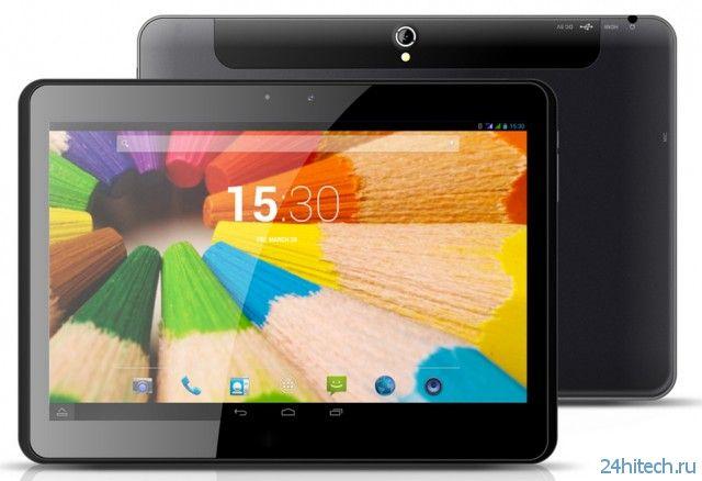 iconBIT NetTAB THOR 3G QUAD – новый планшет с качественным IPS-экраном и поддержкой 3G